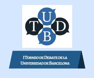 Tournament of Debate at the University of Barcelona