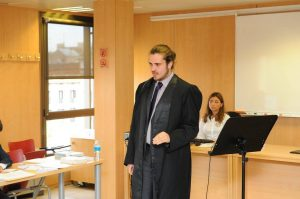 Torneo Pasarela Judicial Barcelona
