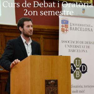 Curs de Debat i Oratoria