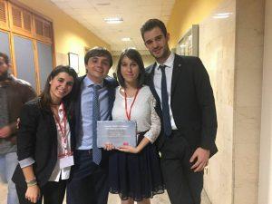 Universitat de Barcelona guanya el 1er Torneo Académico Universidad de Murcia