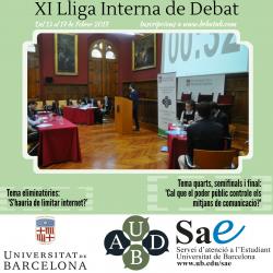 Lliga Interna de Debat UB