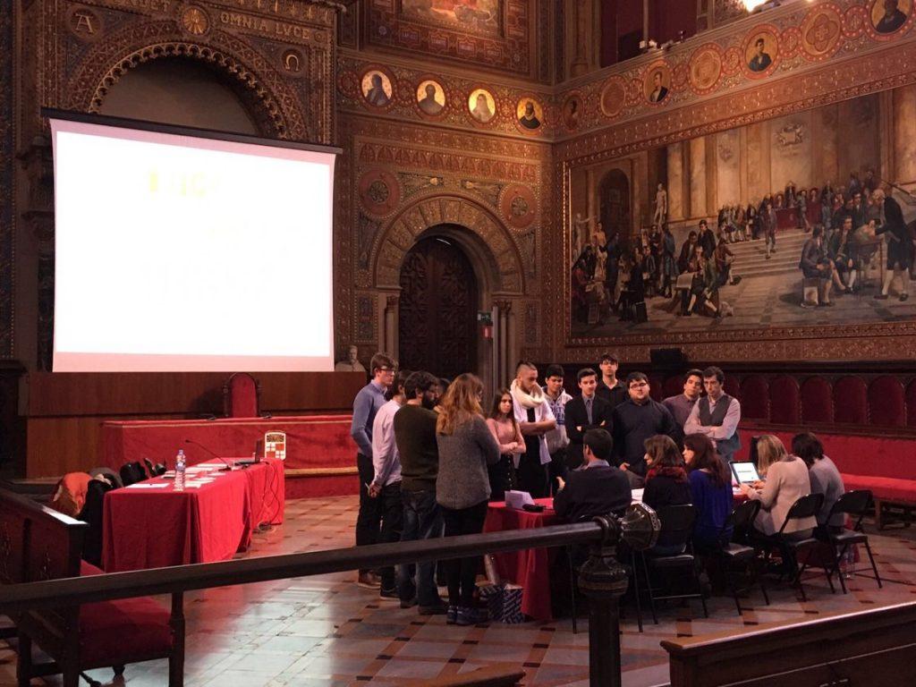 lliga de debat de secundaria universitat de barcelona 2017