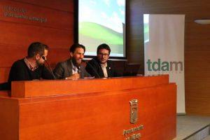Inauguració VI Torneo de Debate Académico de Málaga