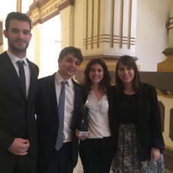 Associació de Debat Universitat de Barcelona guanya VI TDAM