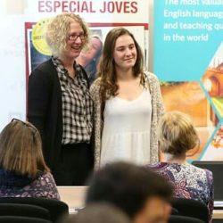 Irene Tapial millor oradora Tortosa English Festival
