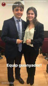 Universitat de Barcelona guanya II Torneig de Debat Jurídic en català